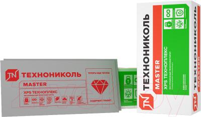 Плита теплоизоляционная Технониколь Техноплекс 1180x580x100-L