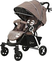 Детская прогулочная коляска Rant Elen Trends / RA001 (Lines Brown) -