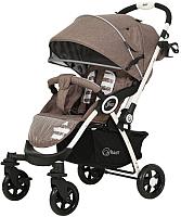 Детская прогулочная коляска Rant Jazz Trends / RA004 (Lines Brown) -