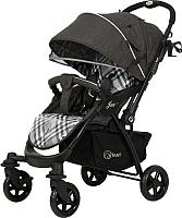 Детская прогулочная коляска Rant Jazz / RA004 (scotland grey) -
