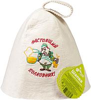 Шапка для бани Банные Штучки Настоящий полковник / 41068 -