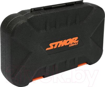 Универсальный набор инструментов Sthor 58643