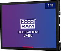 SSD диск Goodram CX400 1TB (SSDPR-CX400-01T) -