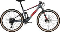Велосипед BMC Fourstroke 01 Three Sram Eagle GX 2019 / FS01THREE (M, серый/красный) -