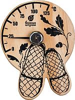 Термометр для бани Банные Штучки Лапти / 18040 -