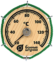 Термометр для бани Банные Штучки Штурвал / 18054 -