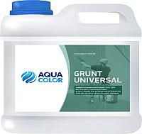 Грунтовка AquaColor Grunt Universal (5л) -
