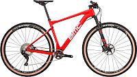 Велосипед BMC Teamelite 01 Three XT 2019 / SE (M, красный/белый/черный) -
