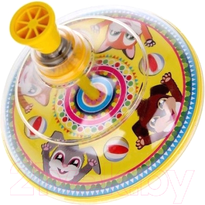 Игрушка детская Pelican Юла / 0206