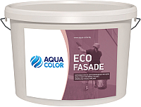 Краска AquaColor Eco Fasade (3.5кг) -