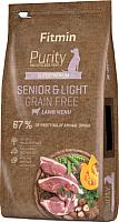 Корм для собак Fitmin Purity Rice Senior Light Venison Lamb (12кг) -