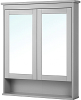 Шкаф с зеркалом для ванной Ikea Хемнэс 604.412.08 -