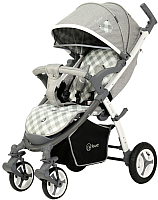 Детская прогулочная коляска Rant Cosmic / RA008 (Chess Grey) -