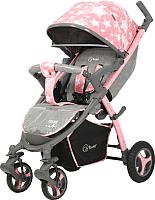 Детская прогулочная коляска Rant Cosmic / RA008 (Stars Pink) -