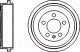 Тормозной барабан Bosch 0986477133 -