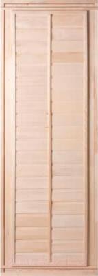 Деревянная дверь для бани Банные Штучки 34020