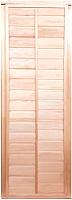 Деревянная дверь для бани Банные Штучки 34022 -