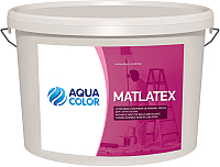Краска AquaColor Matlatex (14кг) -