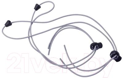 Шнурки для обуви Orca Speed Laces / AVAQ (серебристый)