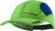 Кепка для триатлона Orca HVAL (S/M, черный/зеленый) -