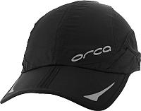 Кепка для триатлона Orca Складная FVAZ (L/XL, черный) -