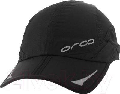 Кепка для триатлона Orca Складная FVAZ (L/XL, черный)