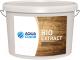 Защитно-декоративный состав AquaColor Bio Extract (10л, орех) -