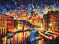 Картина по номерам БЕЛОСНЕЖКА Гранд-Канал Венеция / 3024-CS -