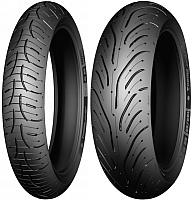Мотошина задняя Michelin Pilot Road 4 190/55R17 75W TL -