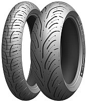 Мотошина задняя Michelin Pilot Road 4 GT 190/55R17 75W TL -