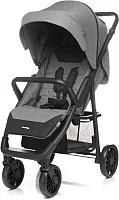 Детская прогулочная коляска 4Baby Moody (Grey) -