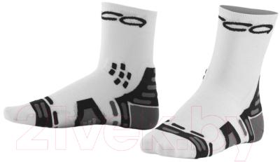 Носки для триатлона Orca Comp Ultralite Racing Sock / BVK7 (M, белый)