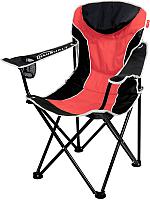 Кресло складное Ника Haushalt / ННС3/R (красный) -