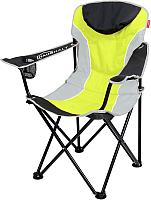 Кресло складное Ника Haushalt / ННС3/L (лимонный) -