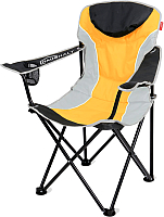Кресло складное Ника Haushalt / ННС3/О (оранжевый) -