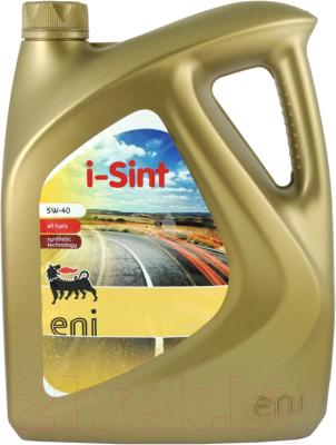 Моторное масло Eni I-Sint 5W40 (5л)