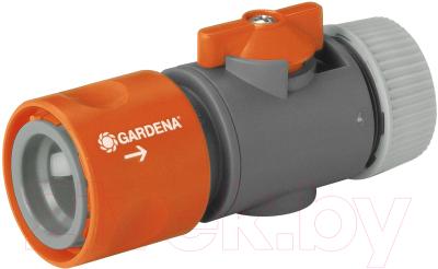 Соединитель для шланга Gardena 02942-20