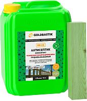 Антисептик для древесины Goldbastik Биоконтакт / BB 26 (10л) -