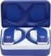 Беспроводные наушники JBL Endurance Peak / ENDURPEAKBLU (синий) -
