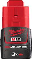 Аккумулятор для электроинструмента Milwaukee 4932451388 -