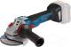 Профессиональная угловая шлифмашина Bosch GWS 18V-10 C Professional (0.601.9G3.10A) -