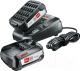 Набор аккумуляторов для электроинструмента Bosch PBA 18V с зарядным AL 1830 CV (1.600.A01.1LD) -