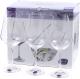Набор бокалов Bohemia Crystal Sandra 40728/Q9107/550 (6шт) -