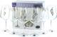 Набор бокалов Bohemia Crystal Sandra 40728/S1387/550 (6шт) -