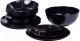 Набор столовой посуды Luminarc Diwali black P1622 -