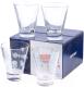 Набор стаканов Luminarc Lounge club P2834 (4шт) -
