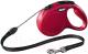 Поводок-рулетка Flexi New Classic трос / 11783 (S, красный) -