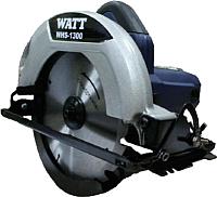 Дисковая пила Watt WHS-1300 (6.013.185.00) -