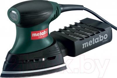 Профессиональная дельташлифмашина Metabo FMS 200 Intec (600065500) - общий вид