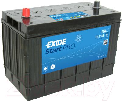 Автомобильный аккумулятор Exide EG110B